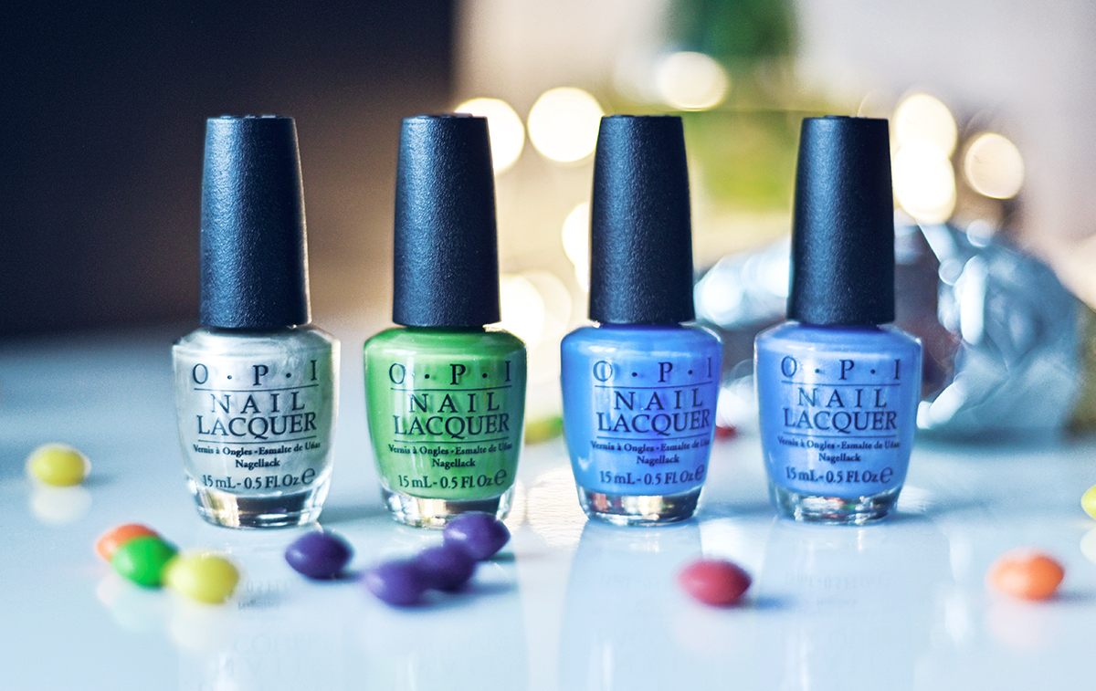 #OPINOLA - New Orleans Collection Nail Polishes
