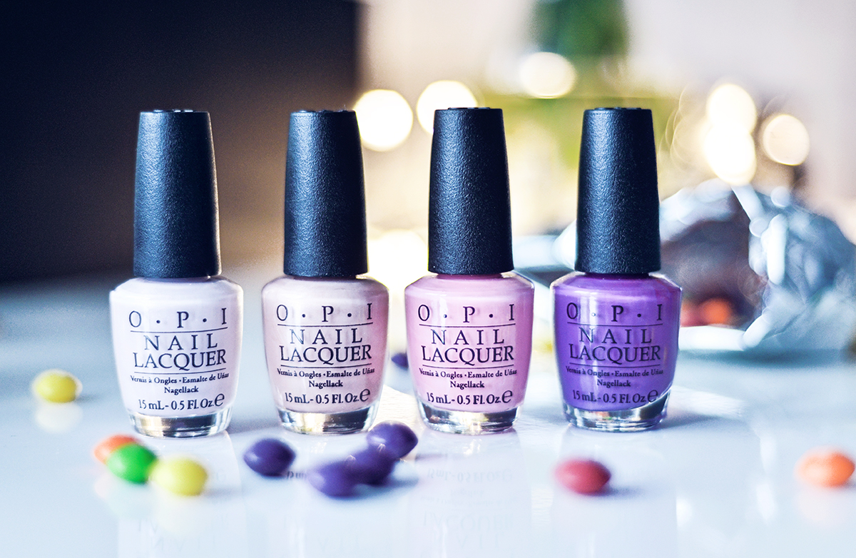 OPI New Orleans Collection - #OPINOLA