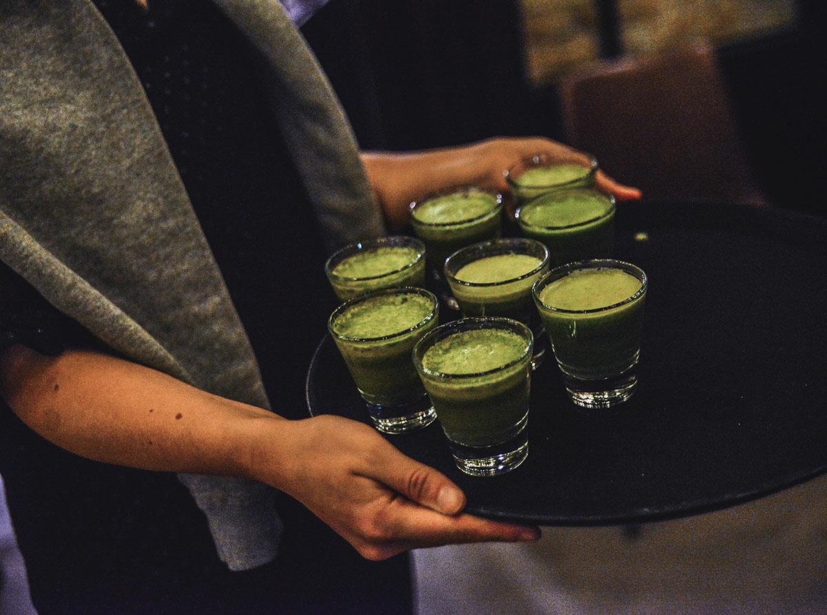 Gröna hälsodrinkar