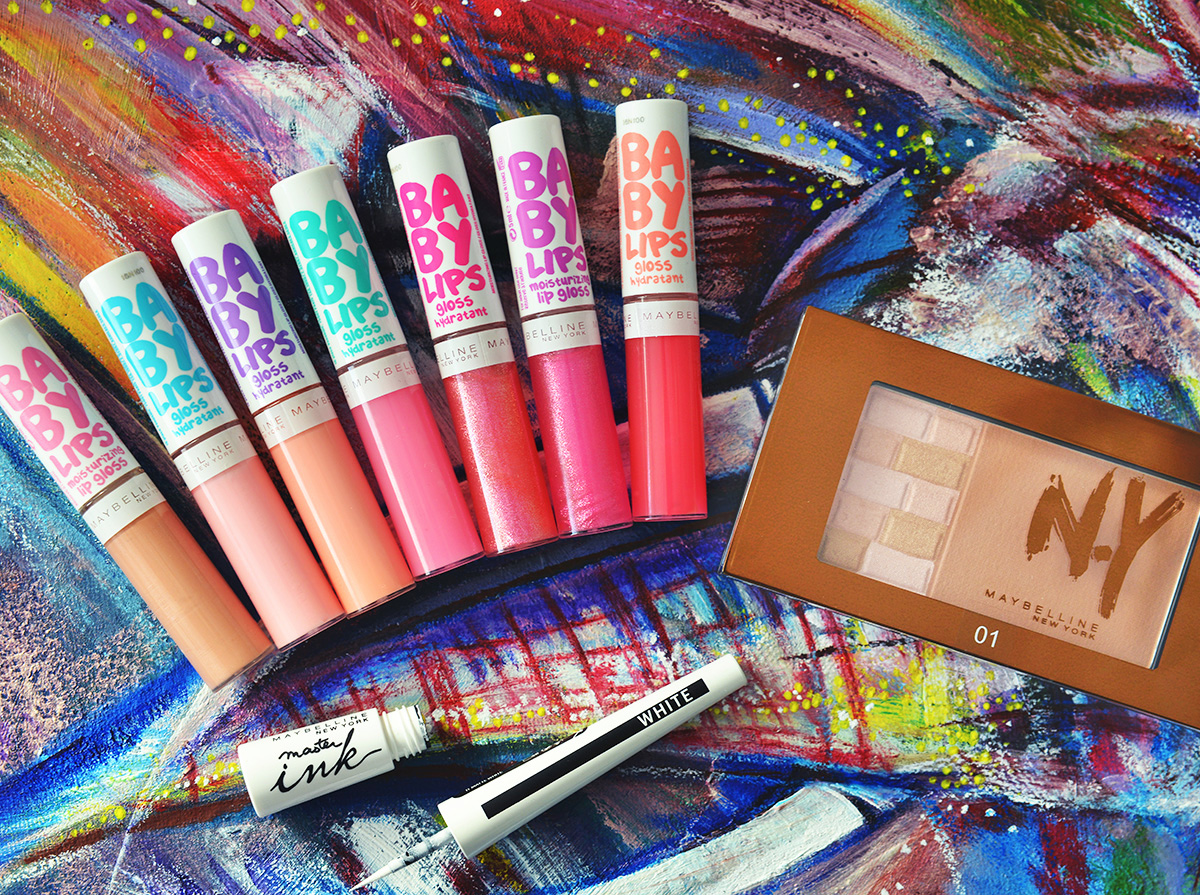 Maybelline Live from New York 2016