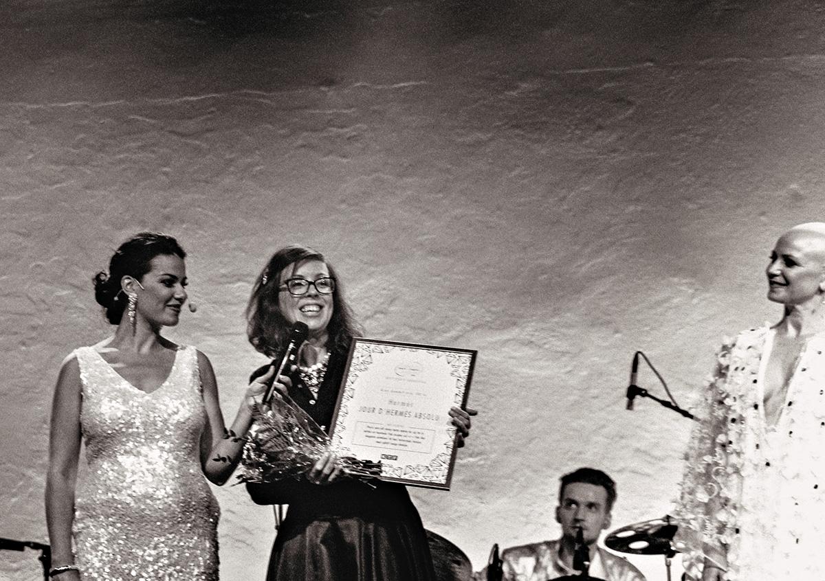 Hermès vann pris för Årets Damdoft över 500 kr