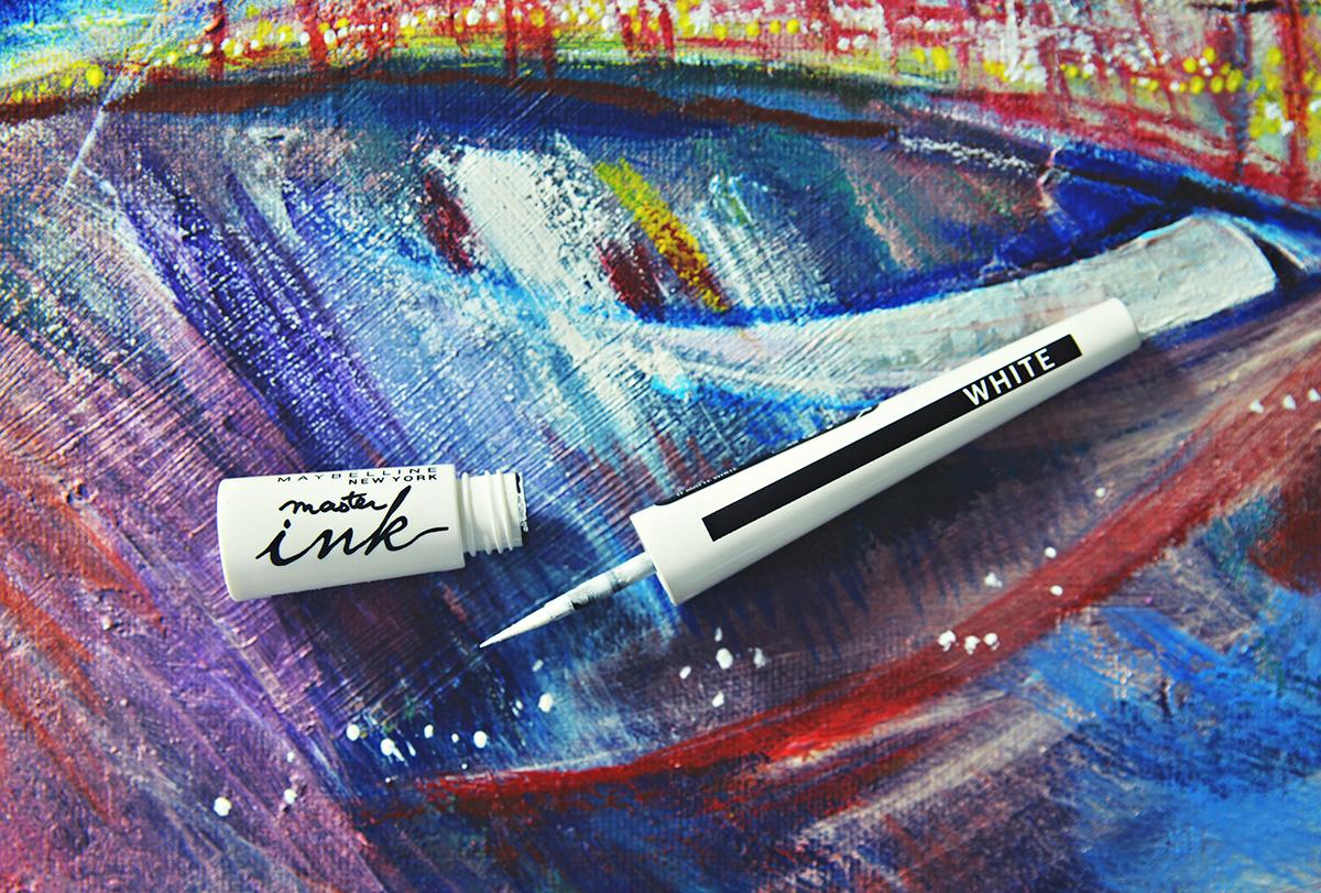 Maybelline New York Master Ink White