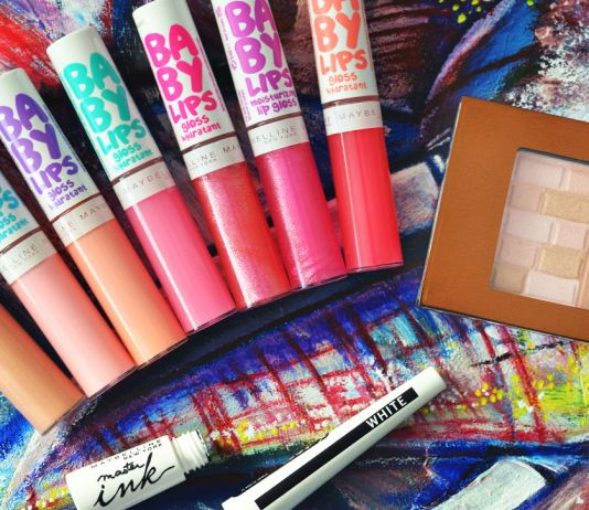 Maybelline New York Spring 2016