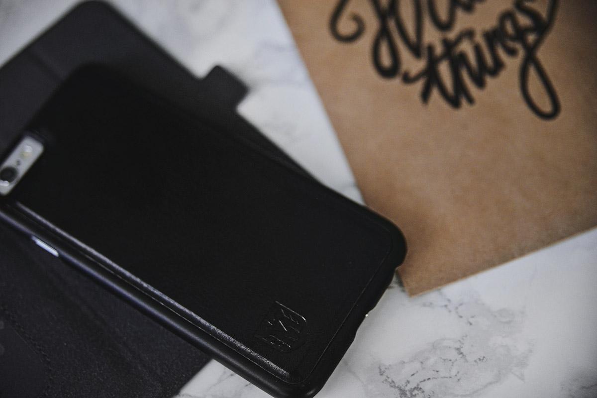 Merskal of Sweden - Plånboksfodral till iPhone 6