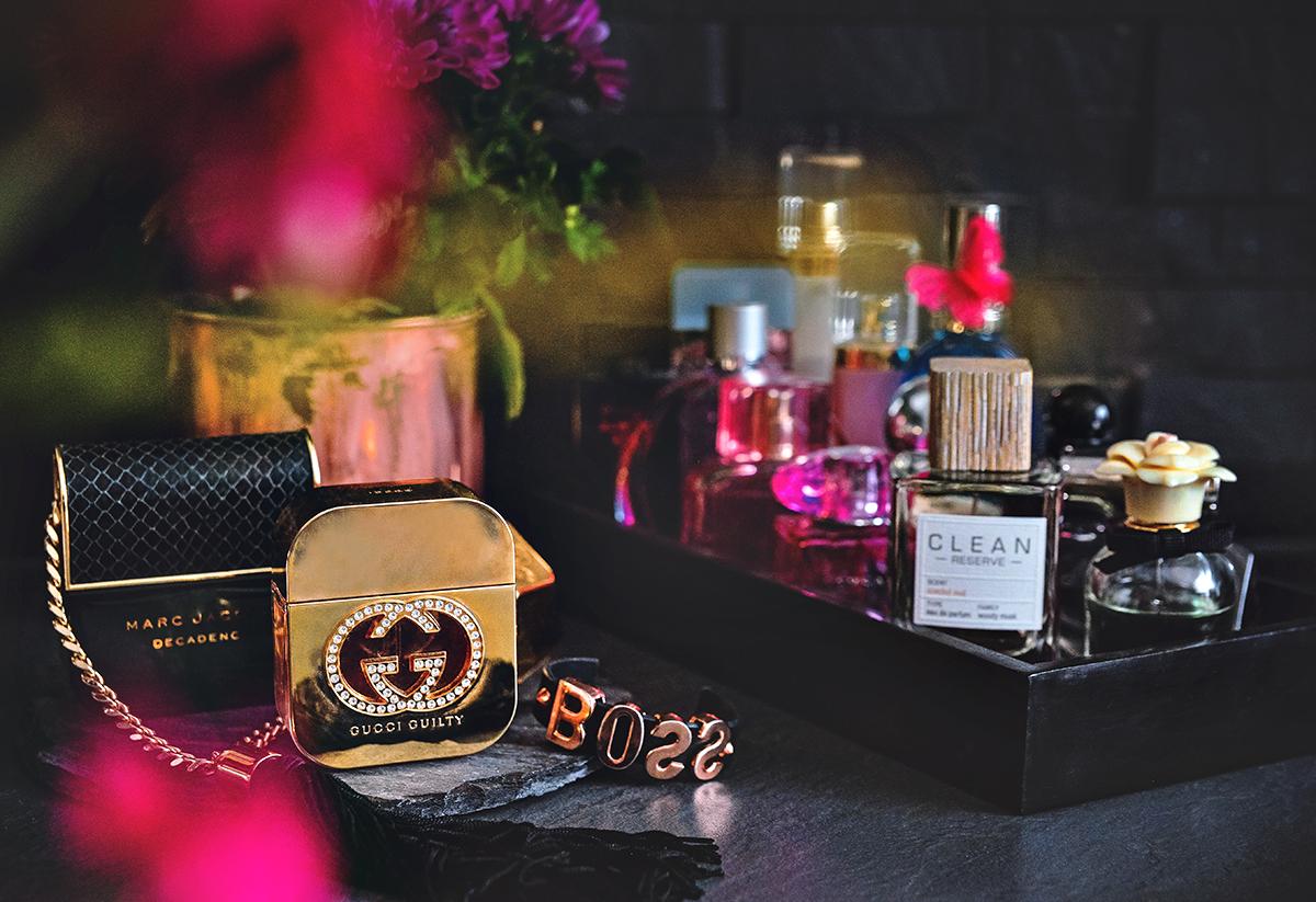 Bygg en doftgarderob - Building a Perfume Wardrobe
