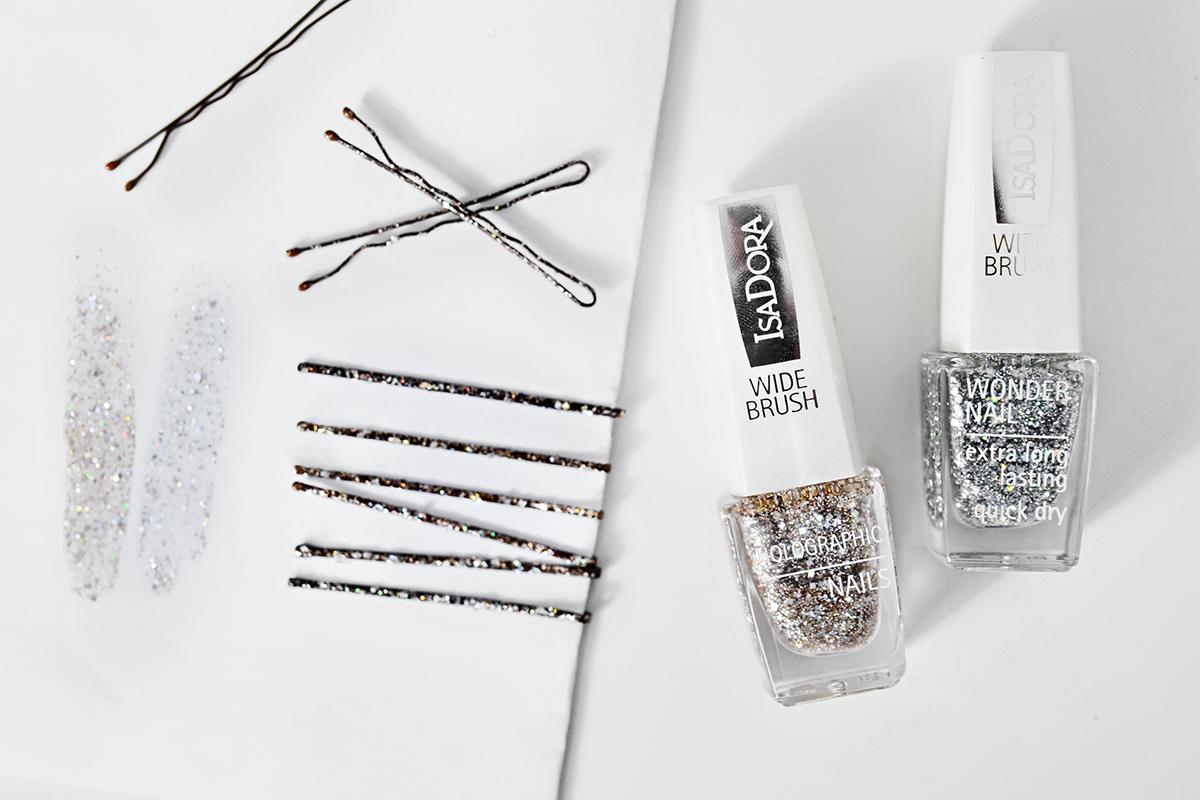 DIY: Uppdatera dina hårnålar - med nagellack!