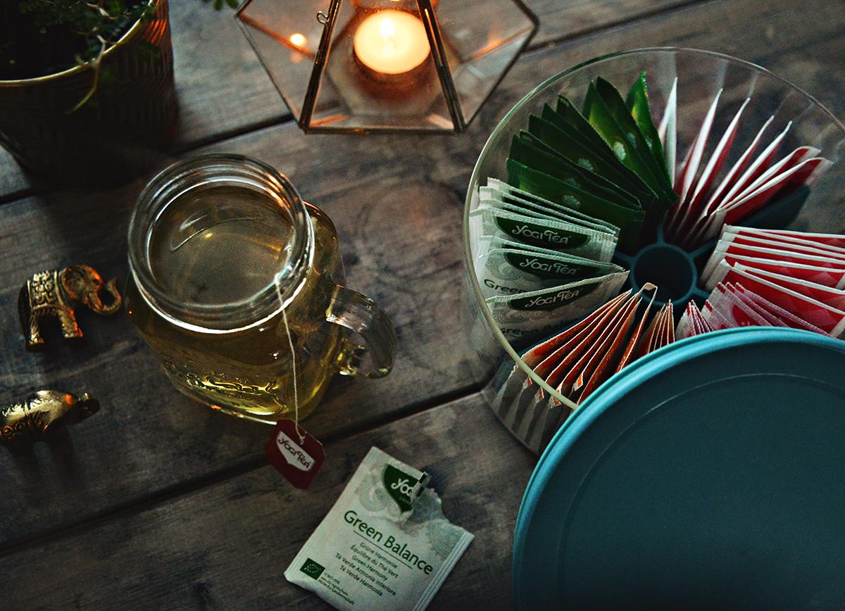 Brabantia Tea Storage - Smart teförvaring för afternoon tea i stil