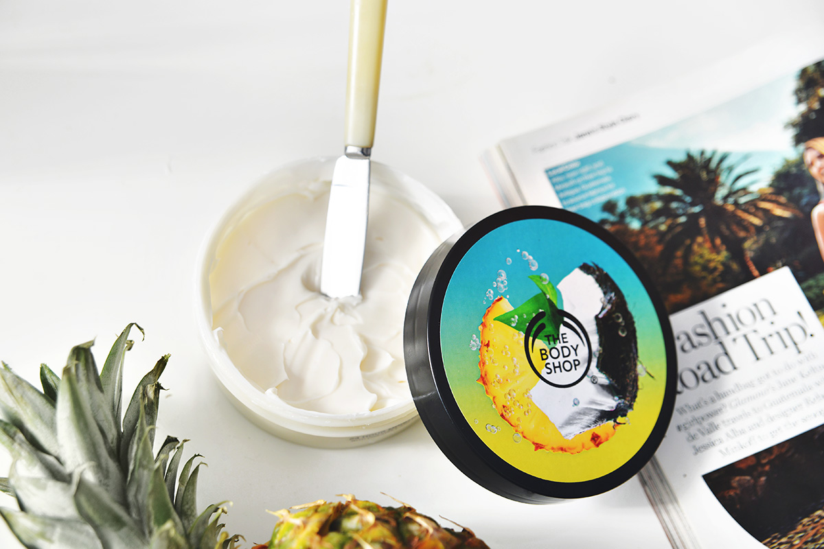 The Body Shop Piñita Colada Body Butter