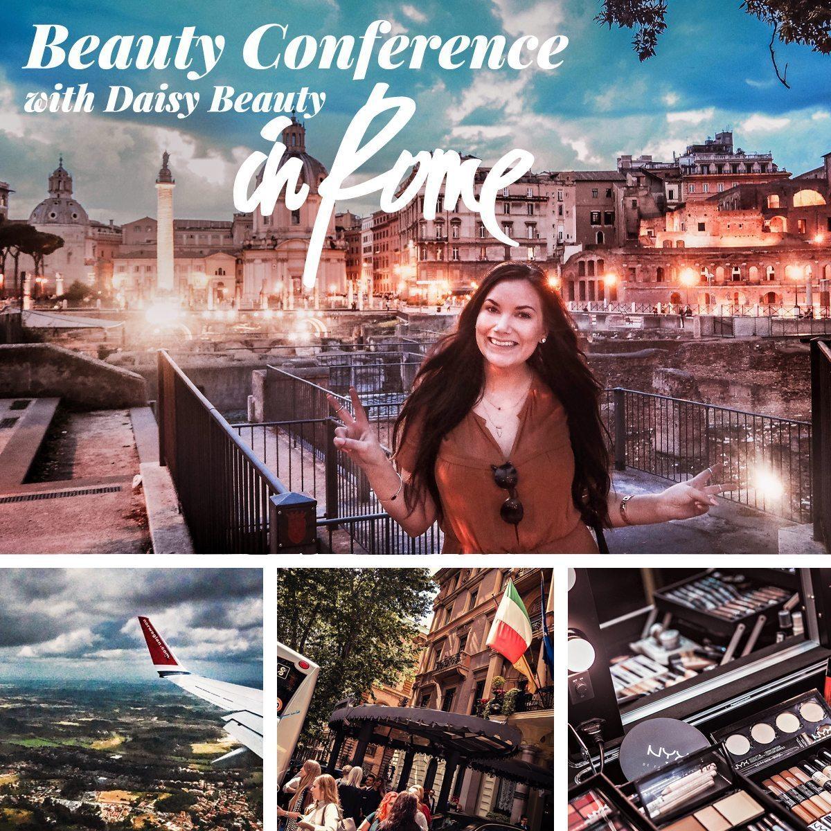 Beautykonferens i Rom med Daisy Beauty