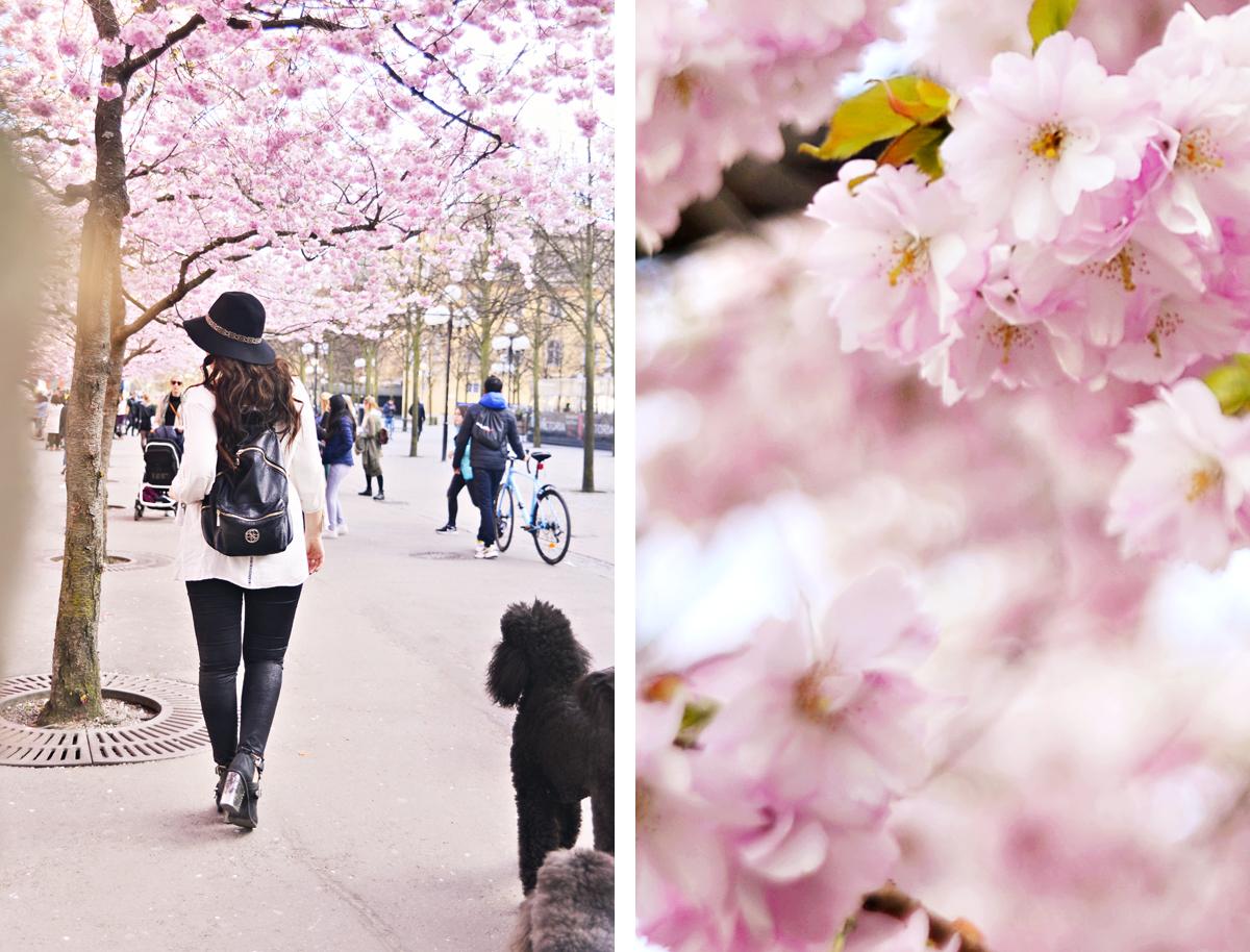 Street style i Kungsträdgården