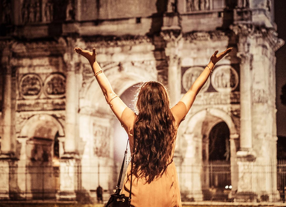 Arch of Constantine (Arco di Constantino)