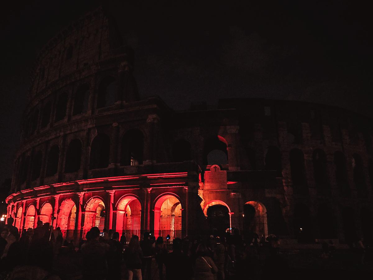 Colosseum (Kolosseum / Flaviska amfiteatern)