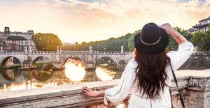 En weekend i Rom