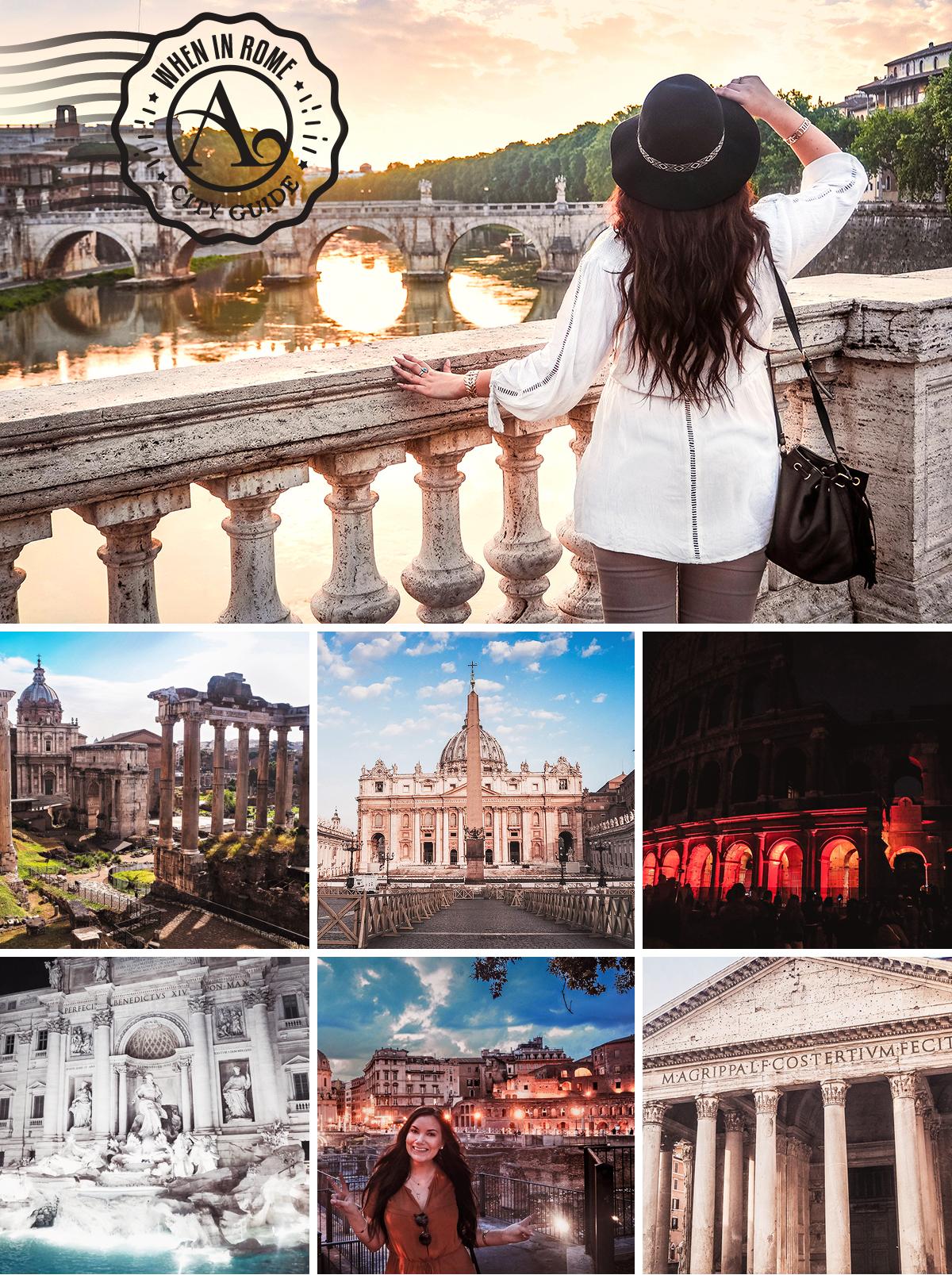 En weekend i Rom - Tips på sevärdheter & guldkorn du inte vill missa