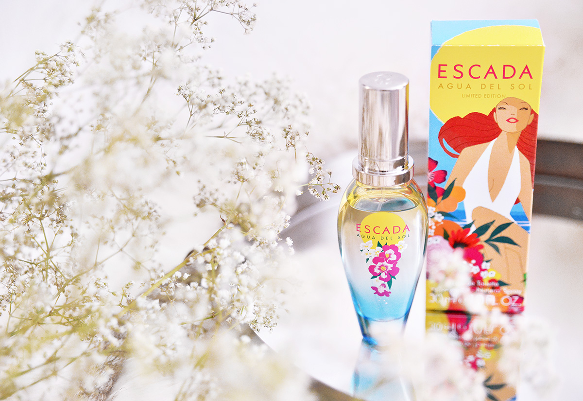 Escada Agua Del Sol Edt - Ny parfym i min doftgarderob
