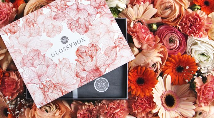 Glossybox Mors Dags-box 2016