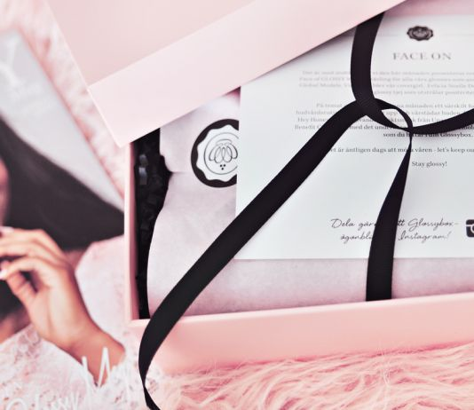 Glossybox April 2016: Face On
