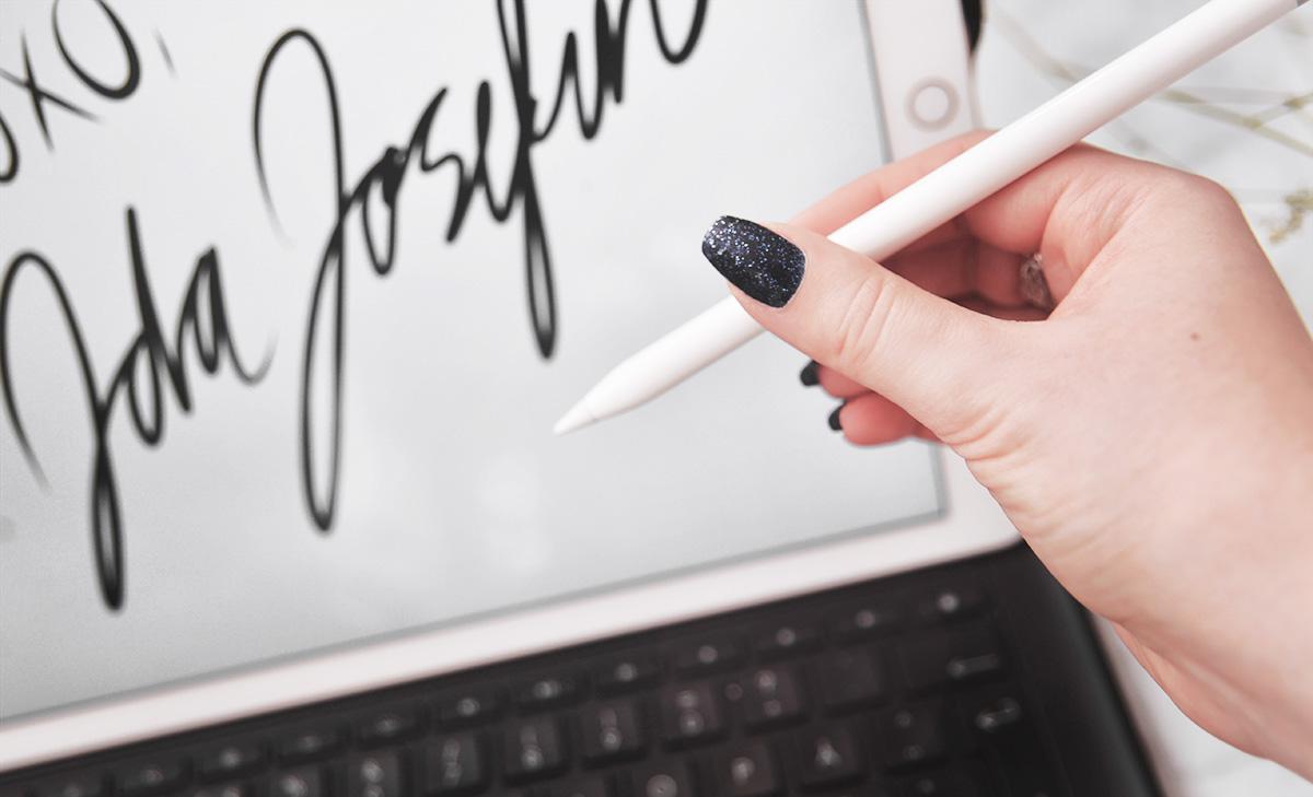 Apple Pen - iPad Pro