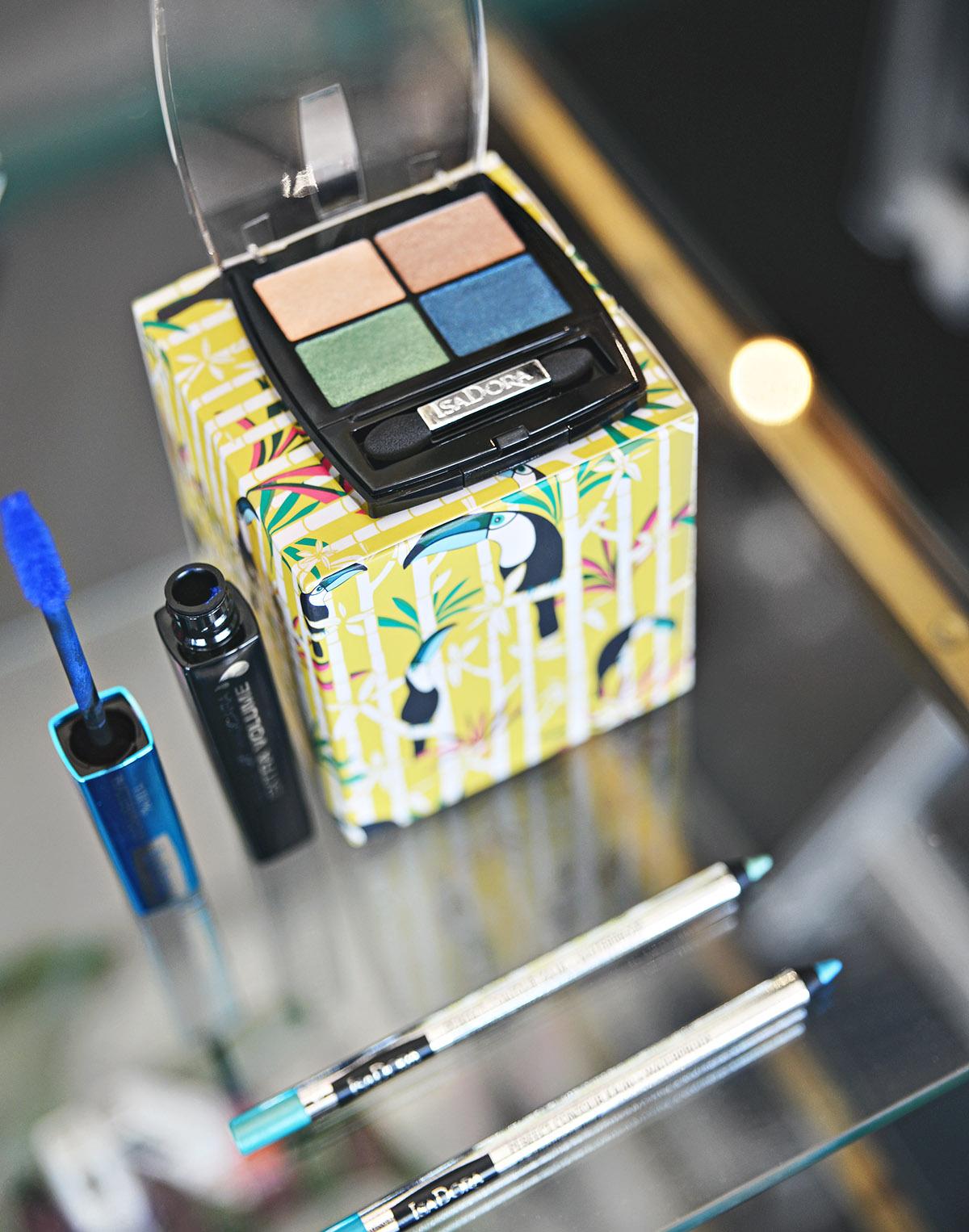Summer Make-up 2016: Tropical Paradise