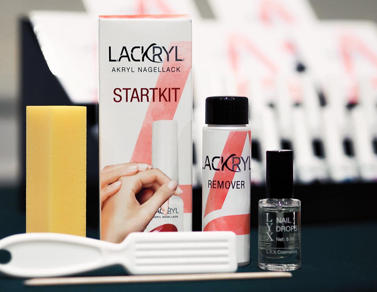 Lackryl Akryl-nagellack