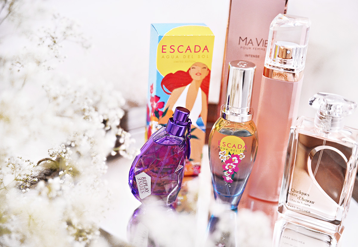 Nya parfymer i min doftgarderob - New perfumes for my fragrance wardrobe