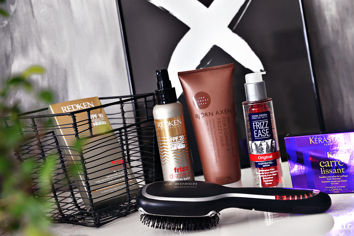 TEST: 6 produkter mot frizz