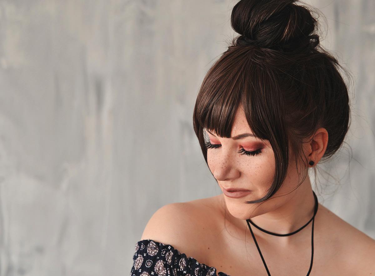 Hur du fuskar fram fräknar - How to fake freckles with makeup