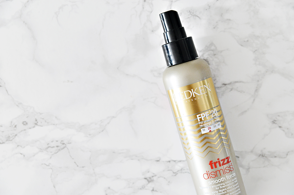 Redken Frizz Dismiss Smooth Force FPF20