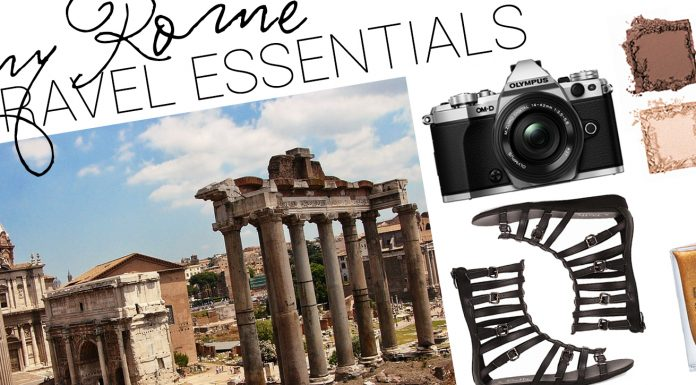 Rome Travel Essentials