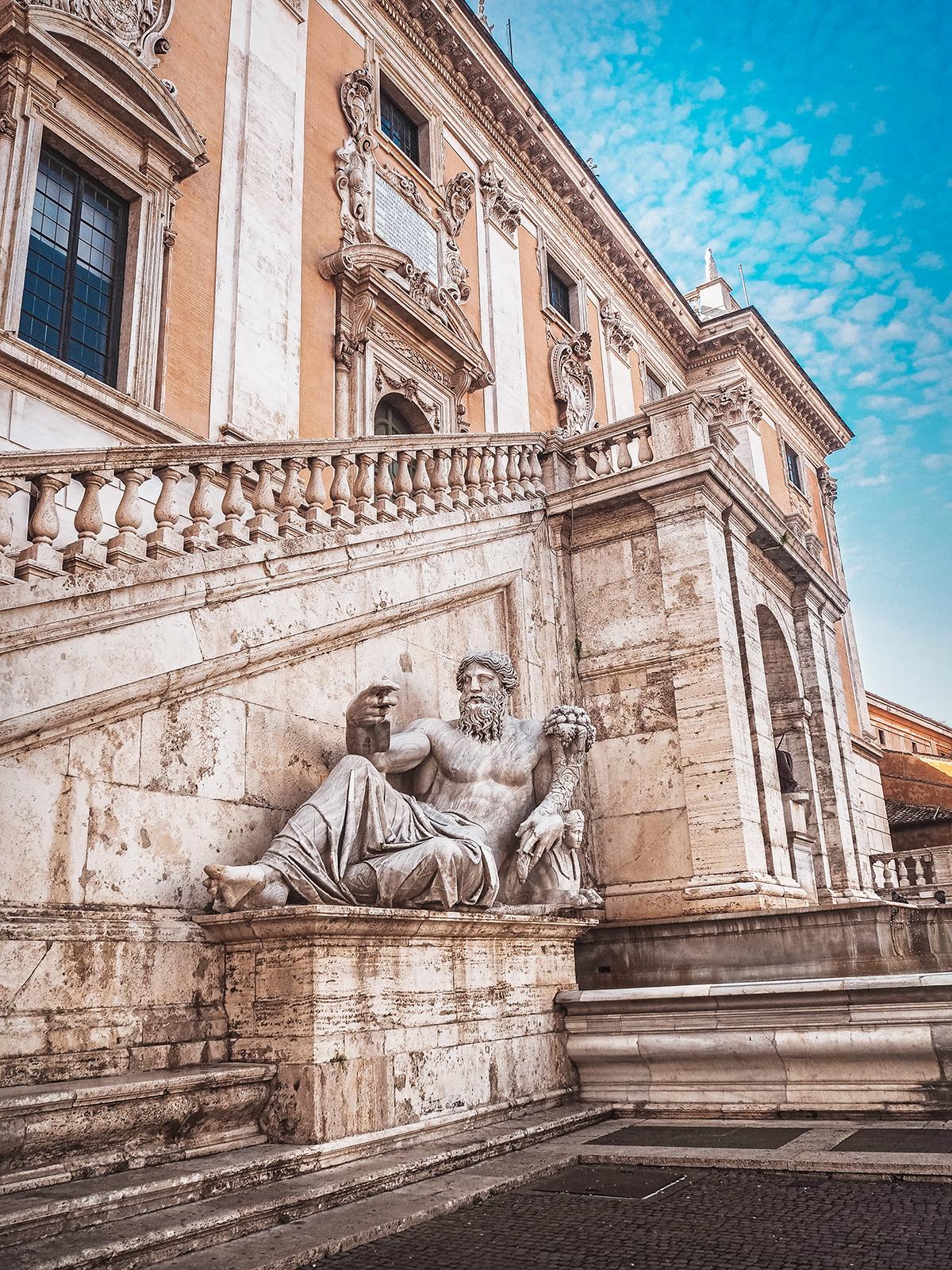 Campidoglio Square (Piazza del Campidoglio)