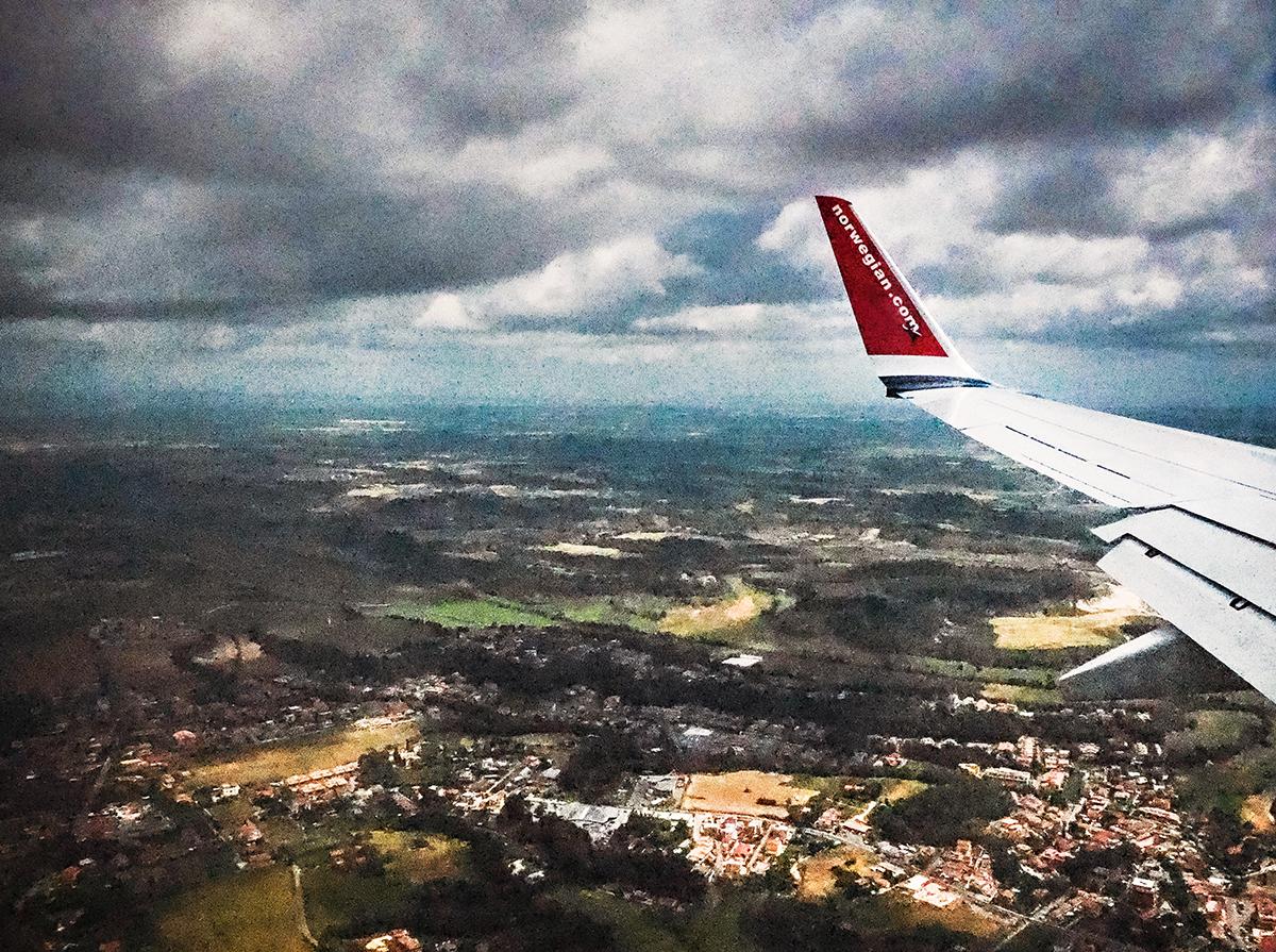 Resa från Stockholm - Rom