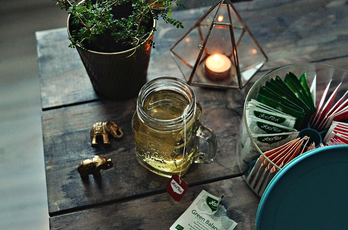 Brabantia Tea Box - Smart teförvaring för afternoon tea i stil
