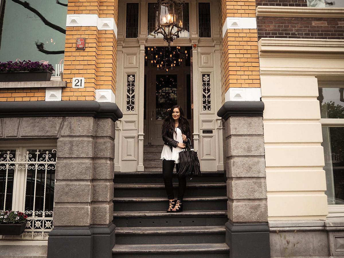 24 hours in Amsterdam - Villa Nicola
