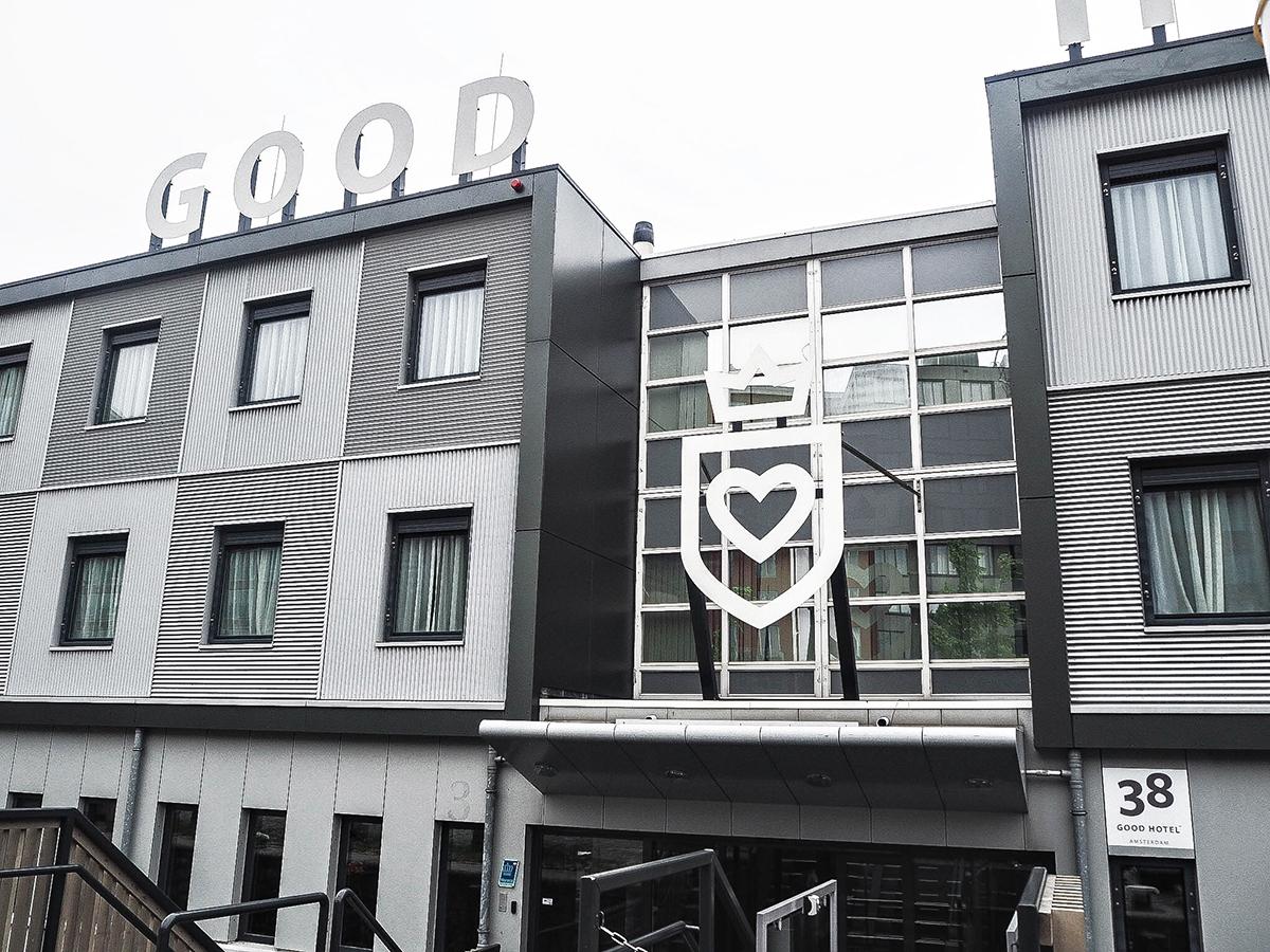 Good Hotel in Amsterdam