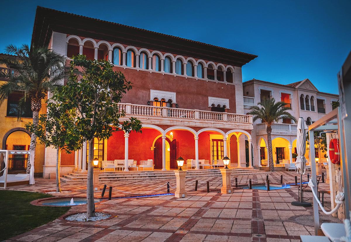 Melia Villaitana Hotel