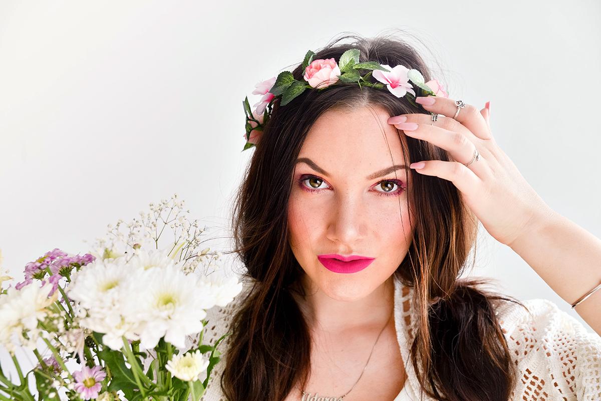 Pink Midsummer Night's Dream Makeup