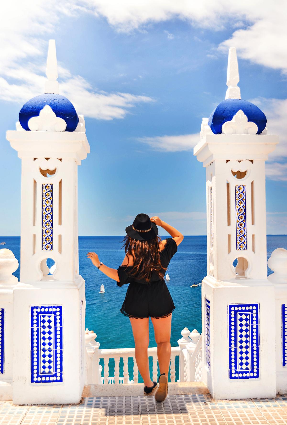 Balcón del Mediterráneo in Benidorm