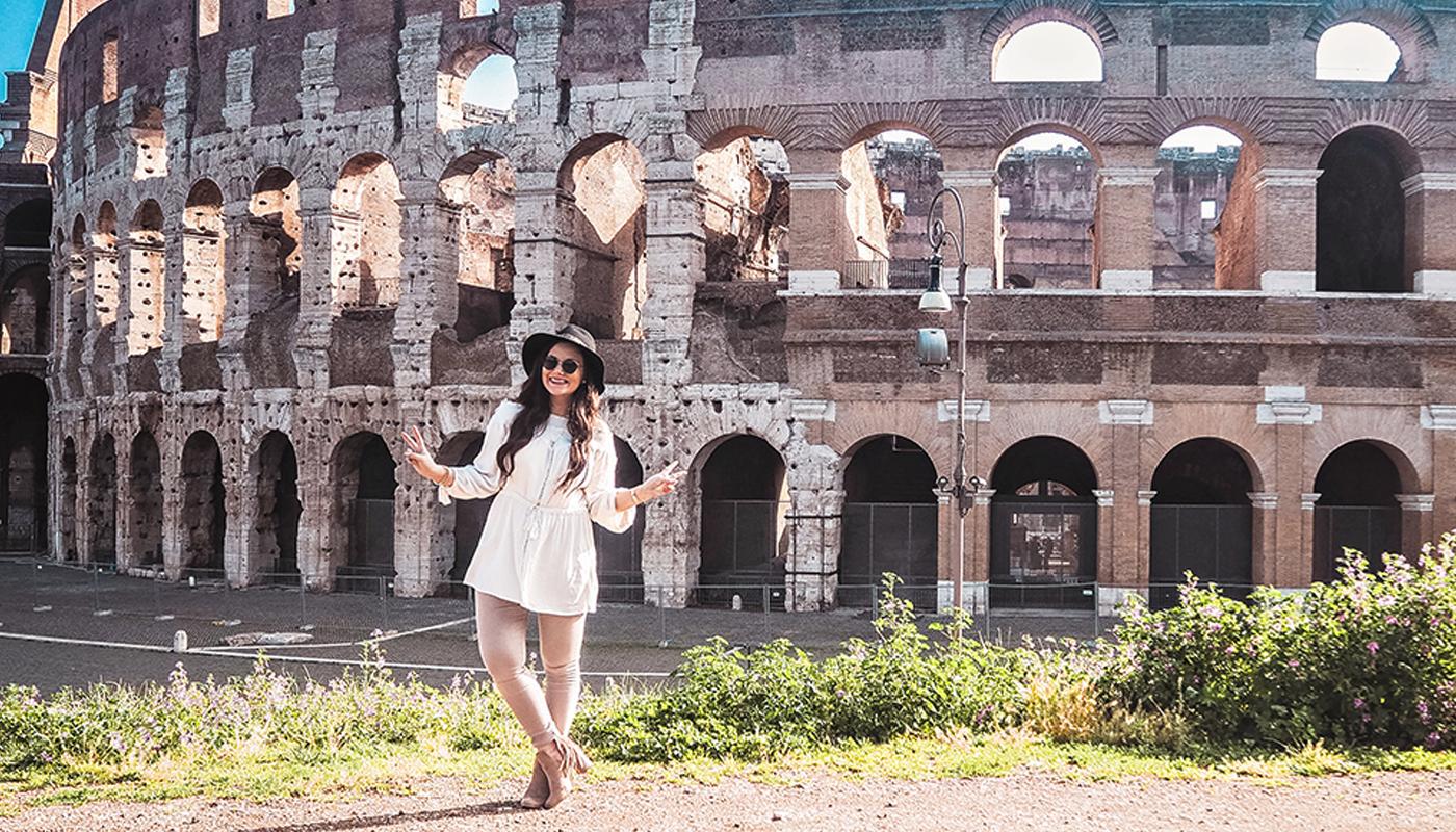 A weekend in Rome - Daisy Beauty Rom 2016