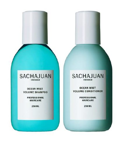 Schajuan Ocean Mist Volume Shampoo & Conditioner