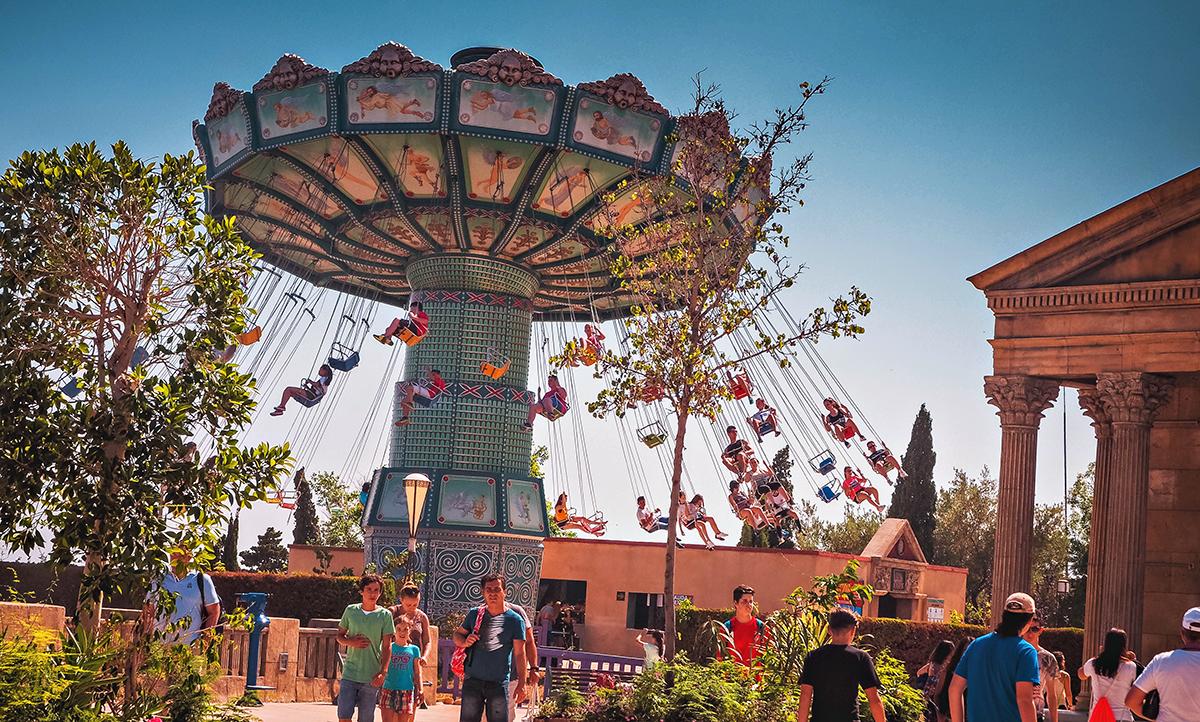 Terra Mitica Theme Park