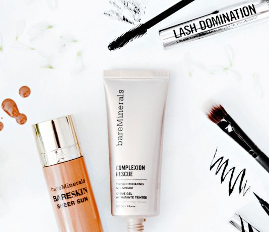 Makeup products from BareMinerals