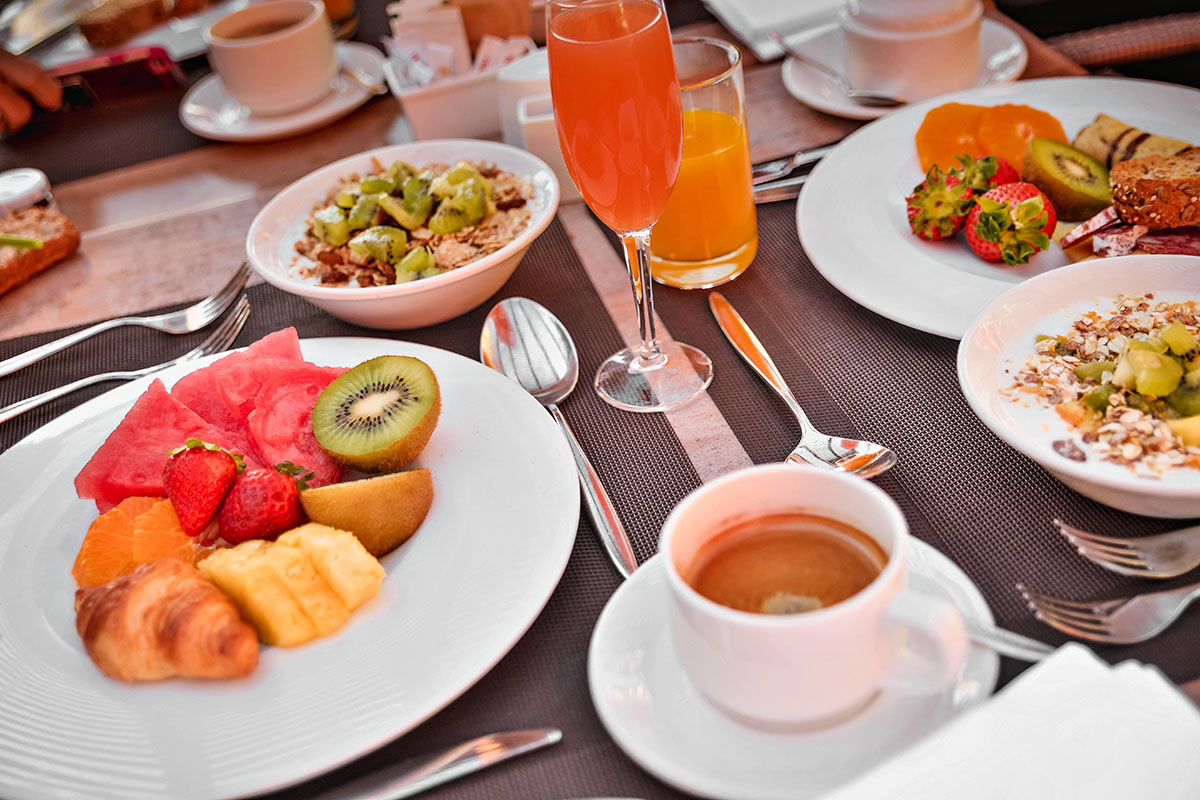 Breakfast at Barceló
