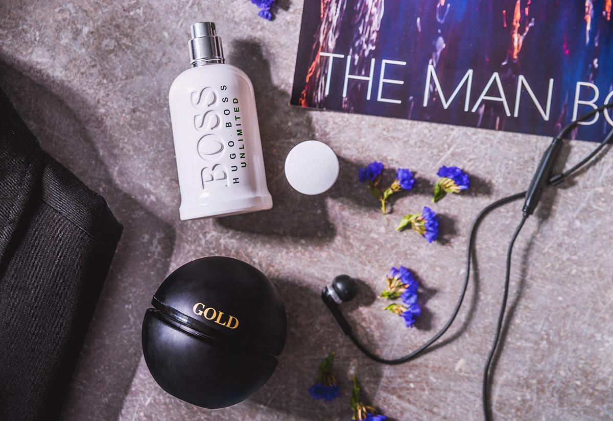 Hugo Boss Unlimited & Gold Professional Haircare Fiberwax
