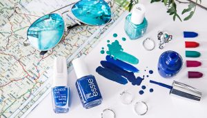 Blue & Aqua Nail Polishes 2016