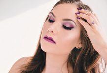 NYX Full Throttle Bossy Shadow Palette - Purple Makeup