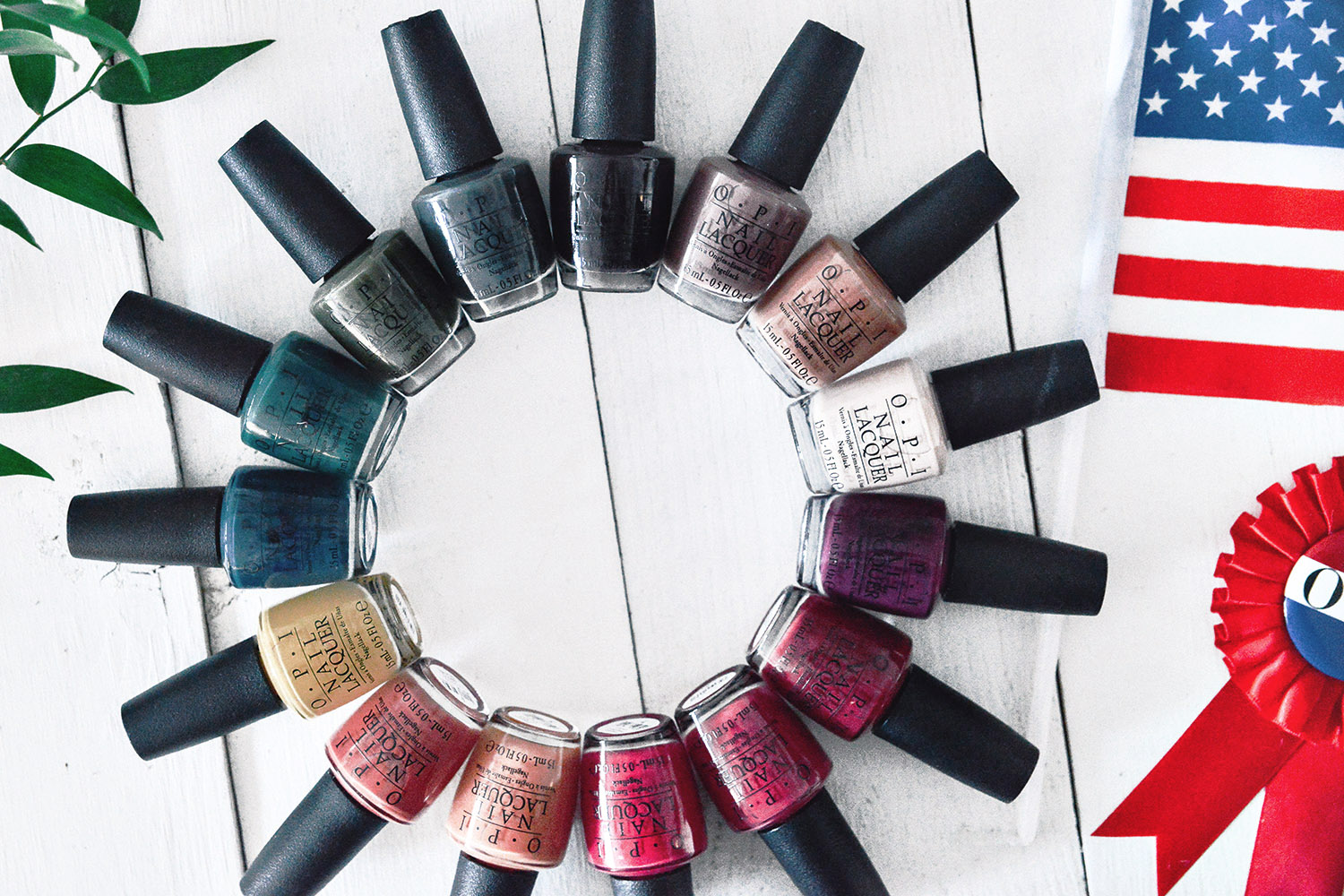 OPI Collection Fall/Winter 2016