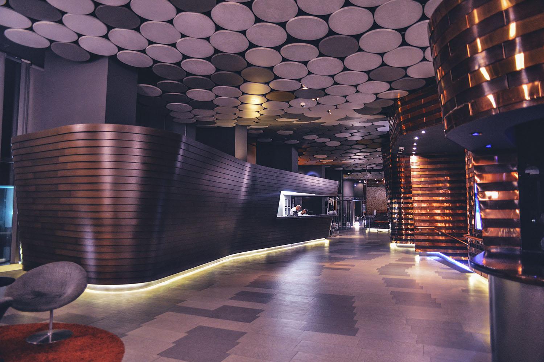 Interior - Silken Diagonal Barcelona