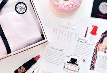 Glossybox Augusti 2016: Beauty Kick