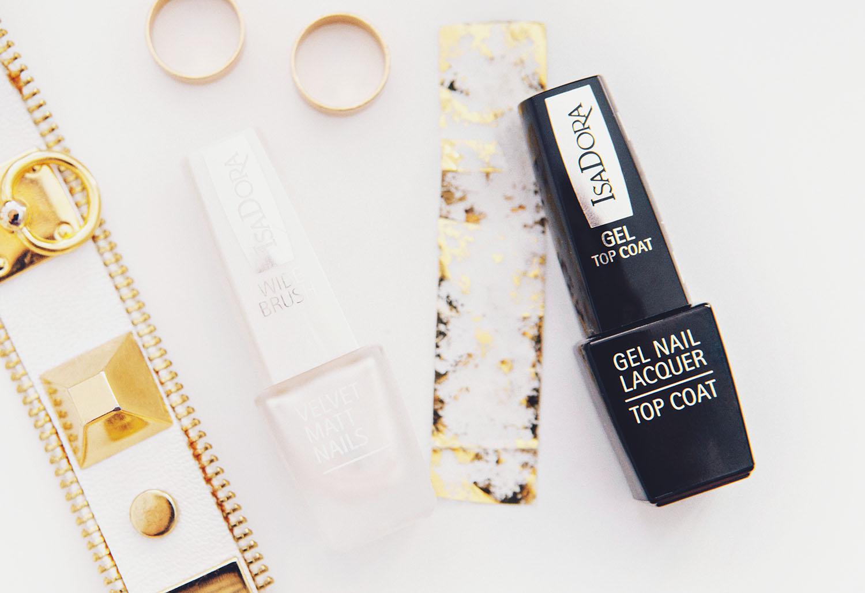 DIY: Gold Marble Nails | Guldiga marmornaglar