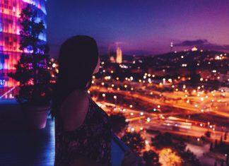 View from Hotel Silken Diagonal Barcelona